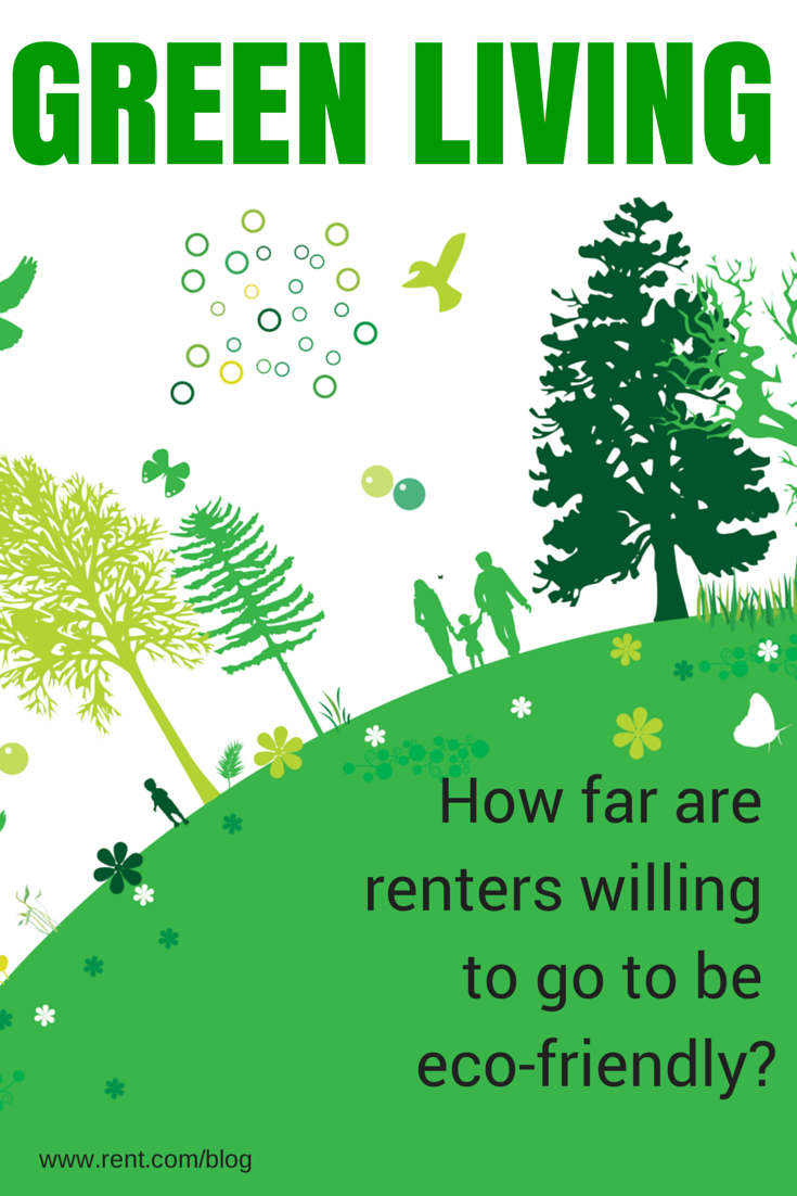 Green Living - How Far are Renters Willing to Go