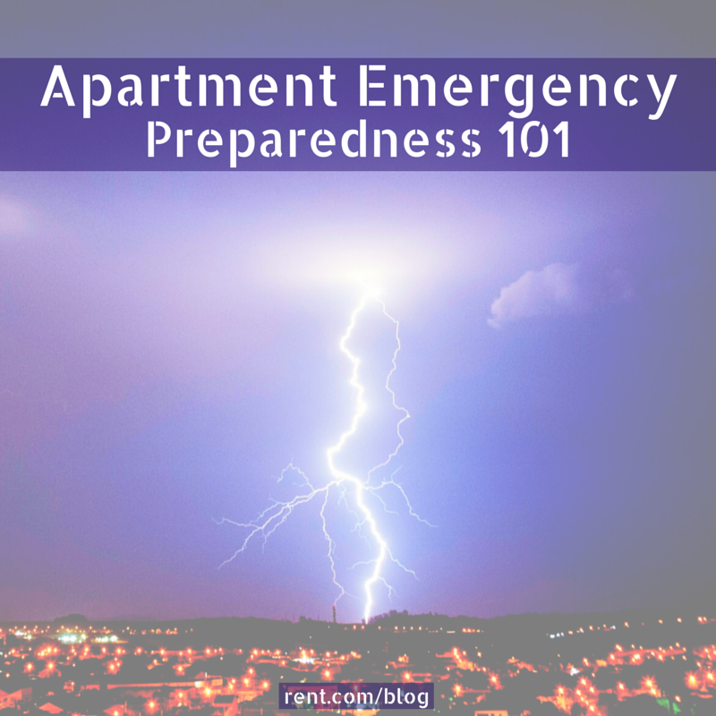 Apartment Emergency Preparedness 101