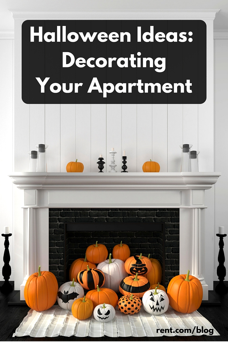 Halloween Ideas for Decorating Your Apartment