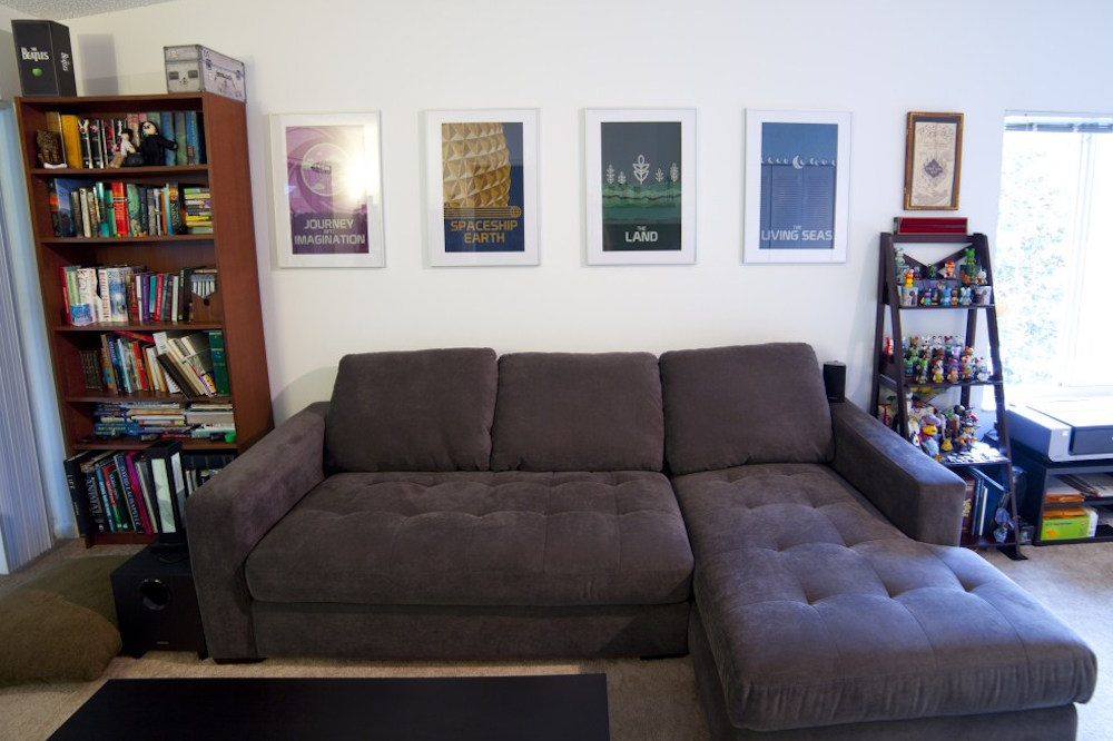 Decorate Your Apartment with Posters It's Easy, Creative and Cost Effective! Match Your Design Style