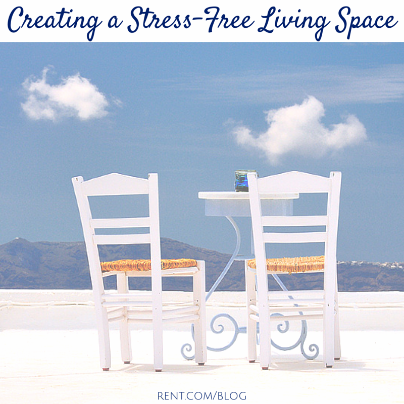 Tips for Creating a Stress-Free Living Space in Your Apartment