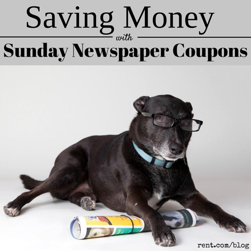 Saving Money with Sunday Newspaper Coupons