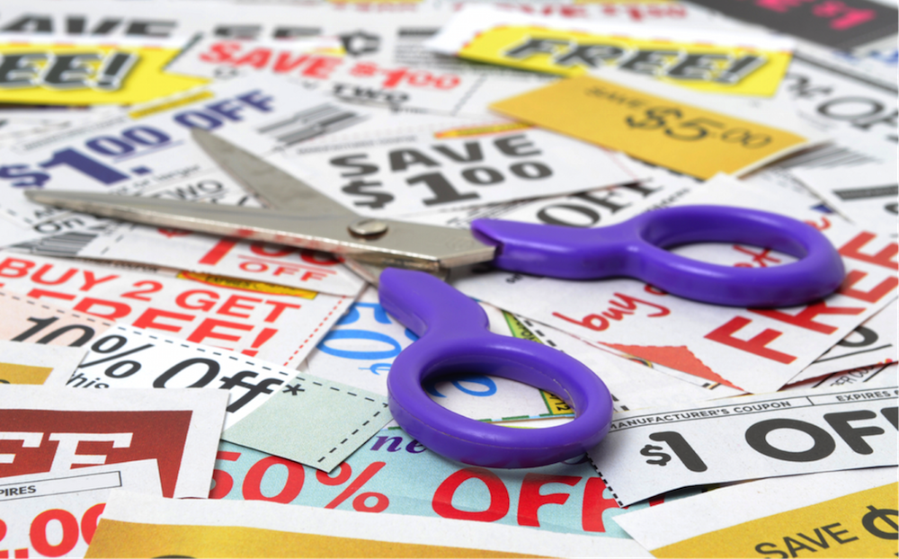 Saving with Sunday Newspaper Coupons - Stay Organized