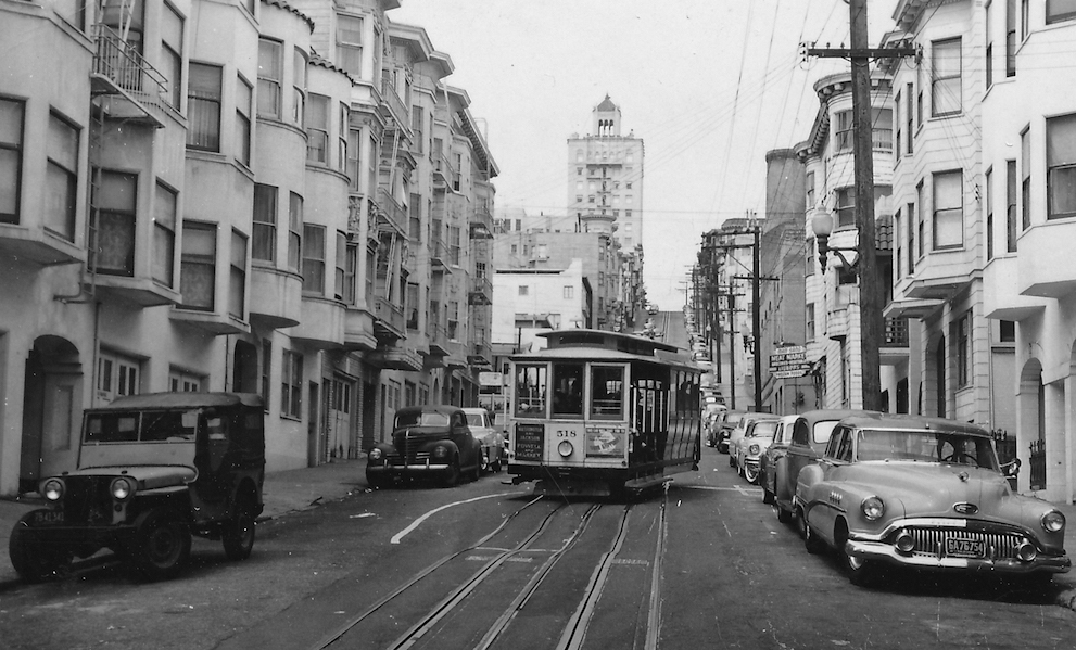 Your Guide to Commuting in San Francisco - Muni Cable Cars