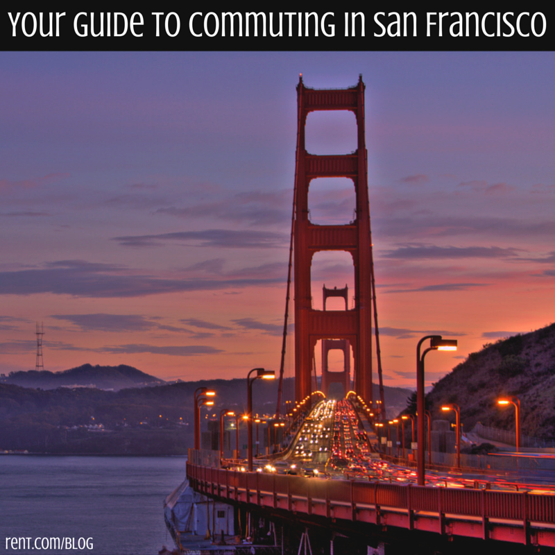 Your Guide to Commuting in San Francisco