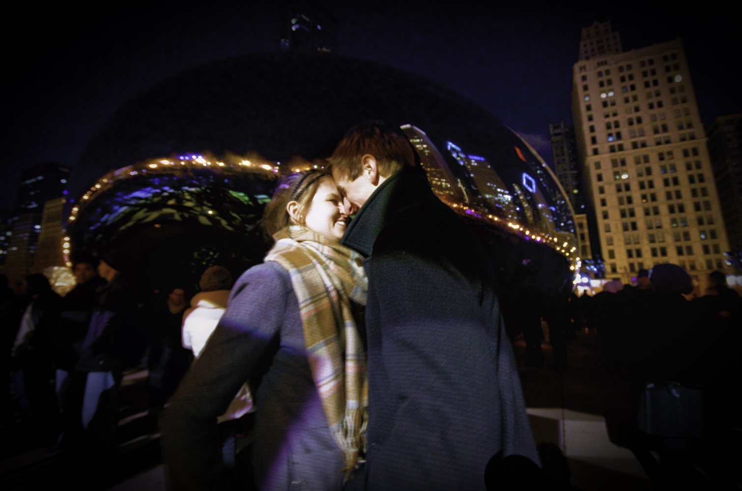 7 Affordable First Date Ideas in Chicago - Millennium Park