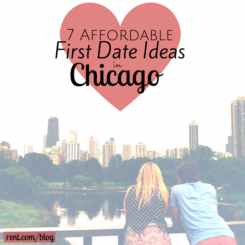 7 Affordable First Date Ideas in Chicago - Romantic dates in Chicago don't have to break the bank.