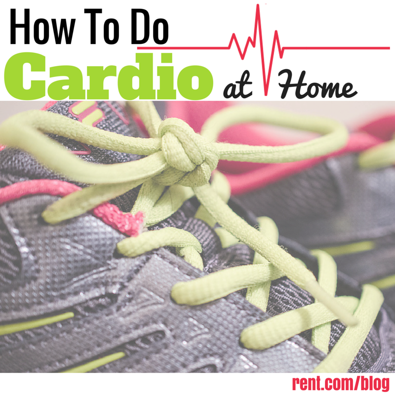 How to Do Cardio at Home - Don't worry about joining a gym - save money by doing cardio at home!png