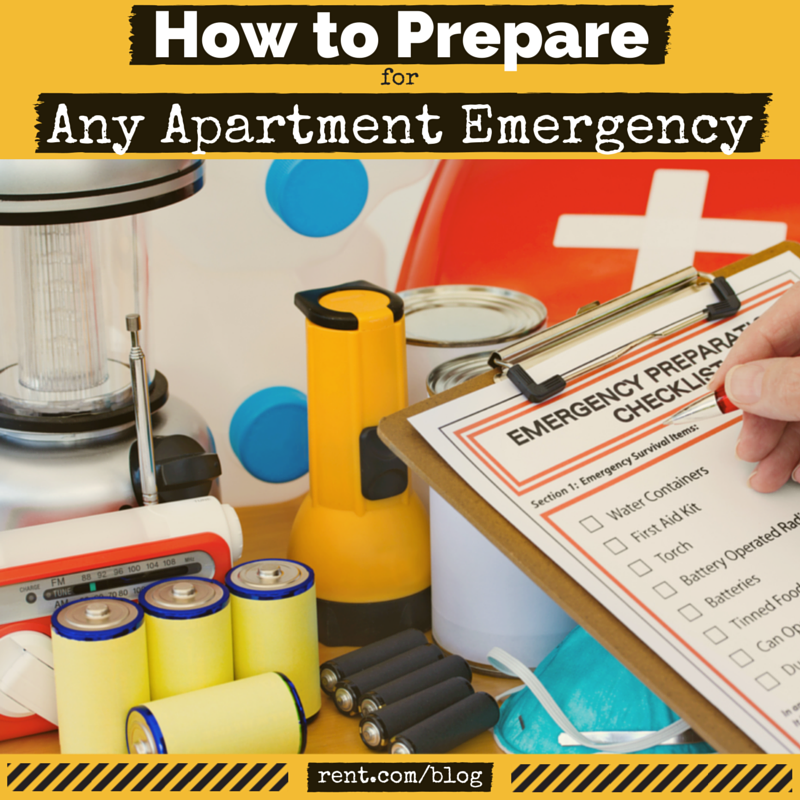 How to Prepare for Any Apartment Emergency | Useful Safety Information