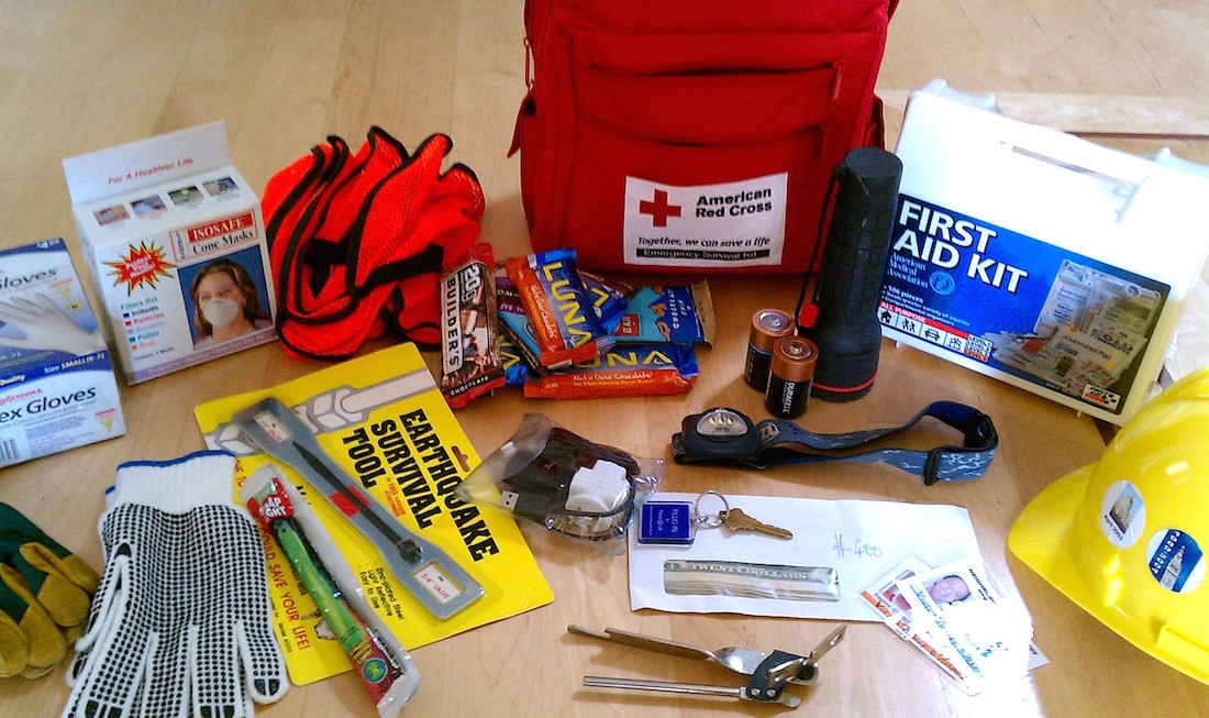 How to Prepare for Apartment Emergencies - Natural Disaster Survival Kit