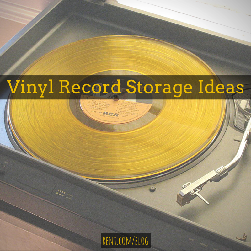 Vinyl Record Storage Ideas - Vinyl record storage is important for keeping your records in great shape
