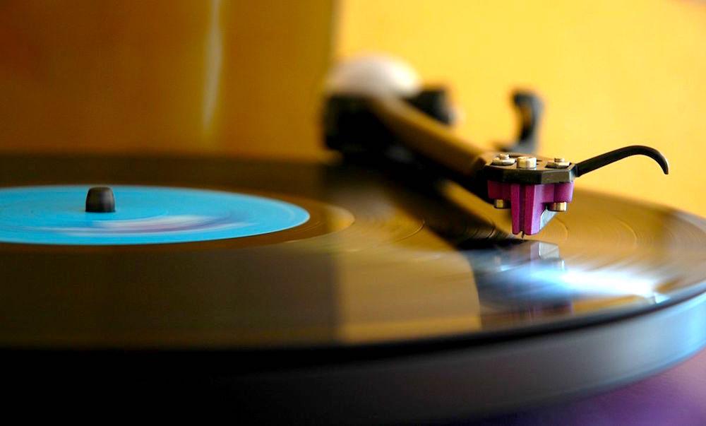 Vinyl Record Storage Ideas