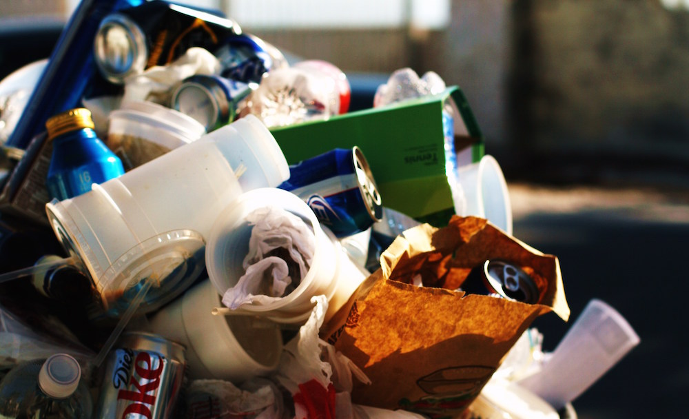 Waste Not, Want Not Cut Back on Bad Habits - Trash Waste