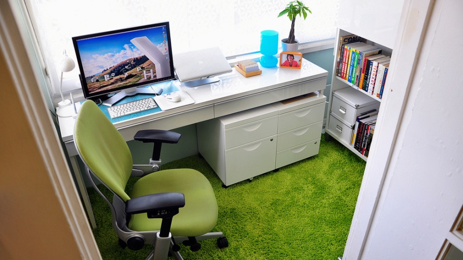 Lastest Simple Ideas For Decorating Your Home Office