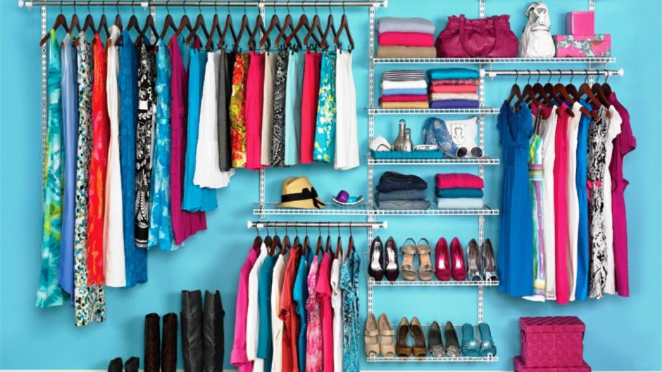 Closet Organization Tips