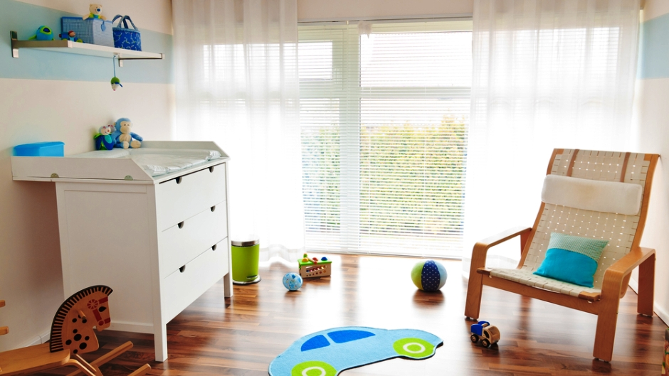 Nursery Design Ideas for Apartment Dwellers