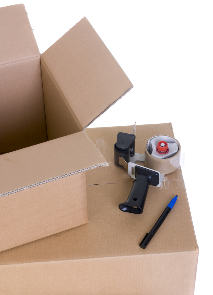 The Cost of Moving And How to Plan For It - Packing Supplies
