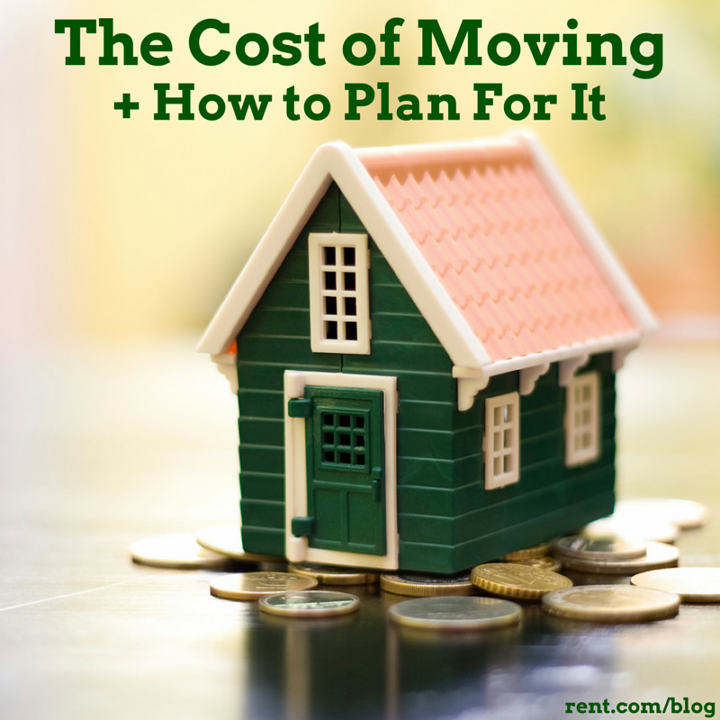 The Cost of Moving And How to Plan For It