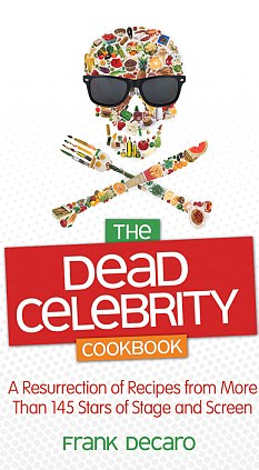 Celebrity Cookbooks Dead Celebrity
