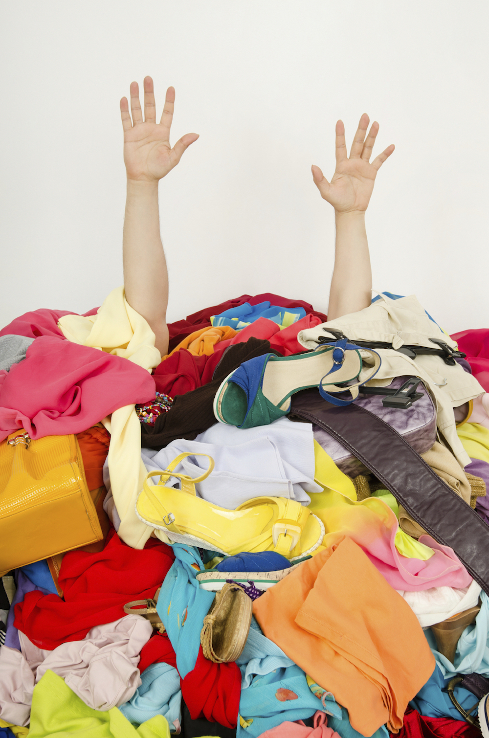 How to Declutter Before a Move - Know How to Decide