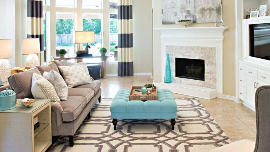 Translate your personal style into your apartment decor blog Rental home design ideas