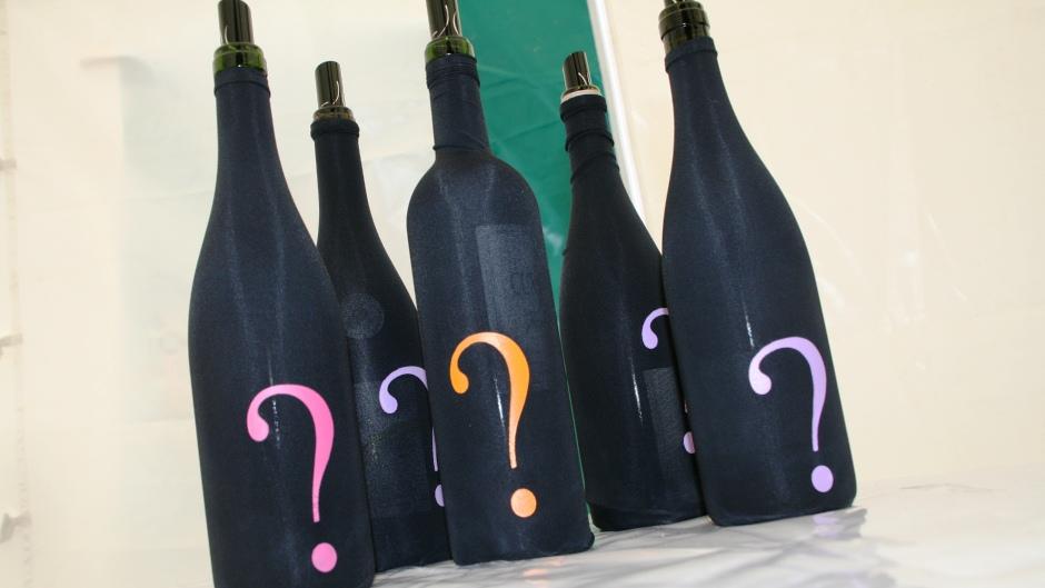 Blind Wine Tasting Party