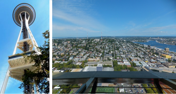 What to Do in Seattle - Space Needle