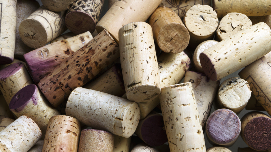 Wine Cork Crafts for a Rainy Day