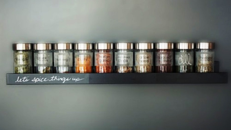 Diy Spice Rack Ideas Blog