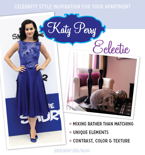 Celebrity Style - Katy Perry - Eclectic