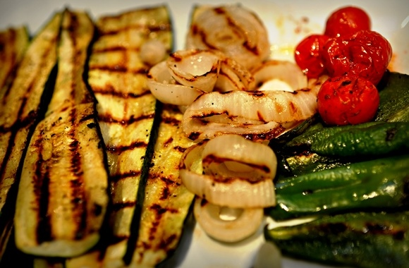 Four Ways to Cook Veggies - Grill Them