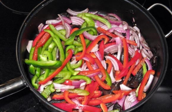 Four Ways to Cook Veggies - Saute Them