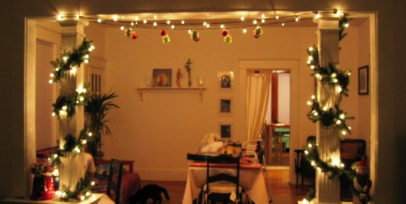 Holiday Decorating with Garland