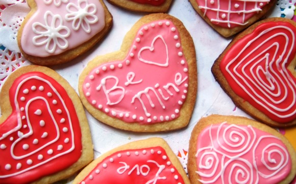 DIY Valentines Gifts - Cookies