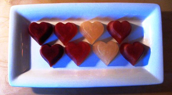 DIY Valentines Gifts - Soap