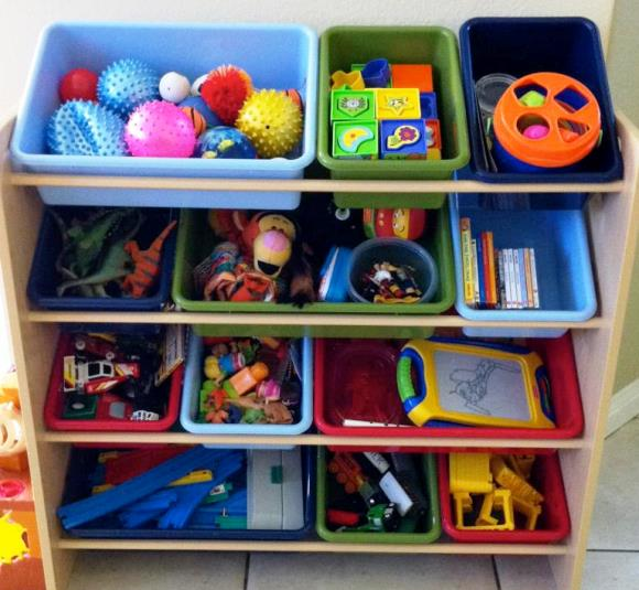 3 Stylish Storage Ideas For a Kid's Room  - Storage Bins
