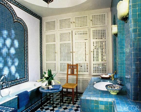 Bathroom Decor Ideas - Yves Saint Laurent