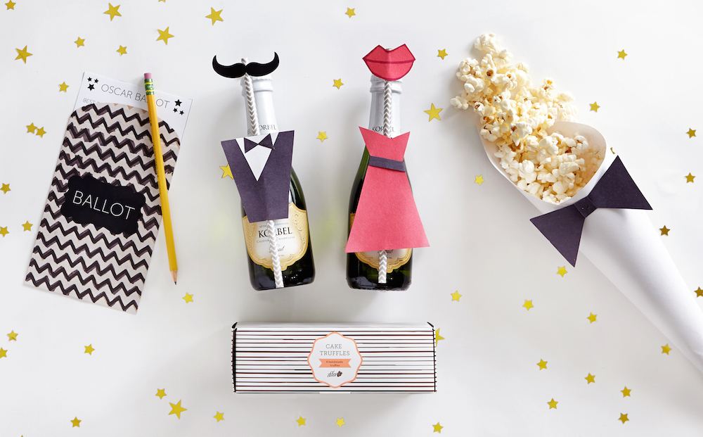 Oscar Party Ideas for a Fabulous Get-Together - Give Favors
