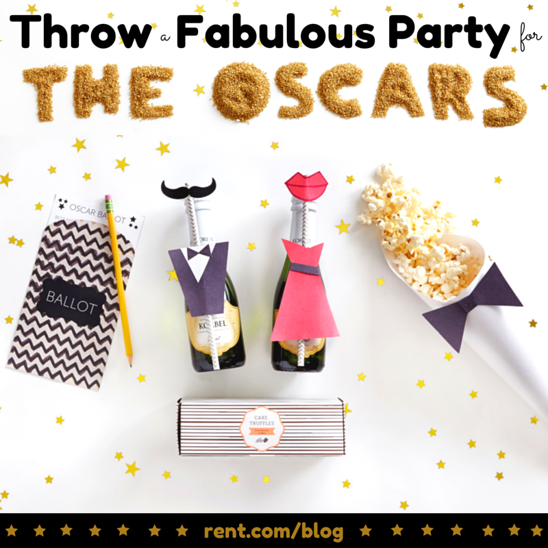 Oscar Party Ideas for a Fabulous Get-Together