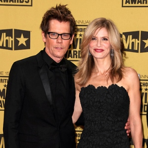Famous Couples - Kevin Bacon and Kyra Sedgwick