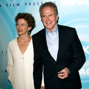 Famous Couples - Warren Beatty and Annette Benning