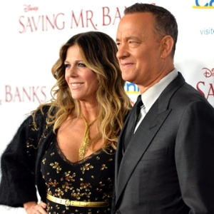 Famous Couples - Tom Hanks and Rita Wilson