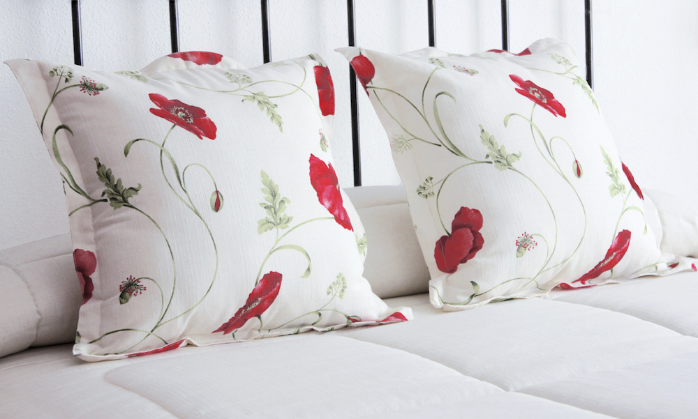 Easy Spring Decorating Ideas for an Updated Look - Upgrade Your Duvet