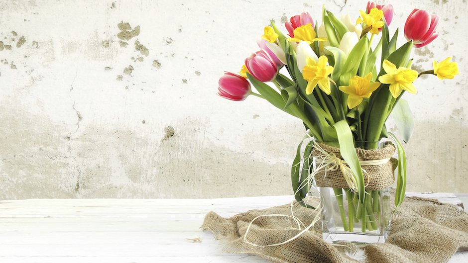 easy spring decorating ideas for an updated look