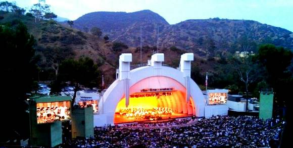 Spring in LA - See a Concert at the Hollywood Bowl