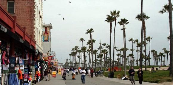 Spring in LA - Venice Beach