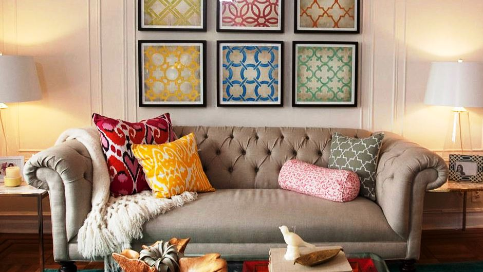 Creative Uses for Removable Wallpaper - Rent.com Blog