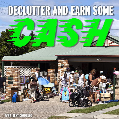 Declutter and Earn Cash