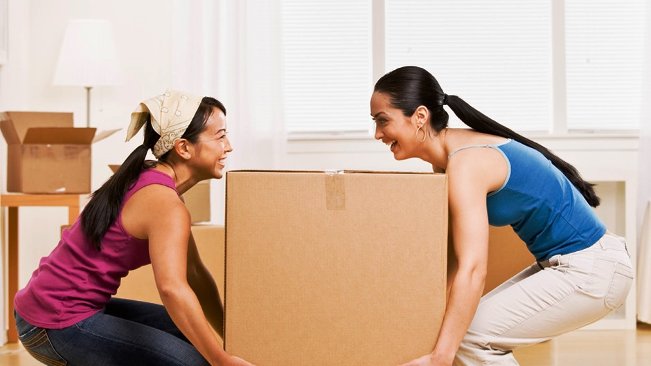 How to Get Moving Help from Your Friends