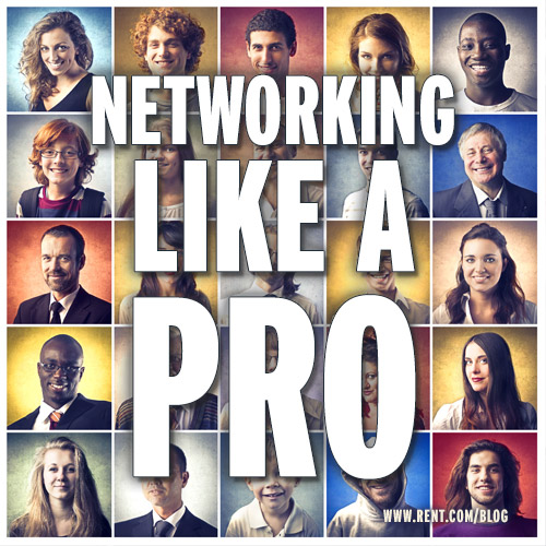 Networking Like a Pro